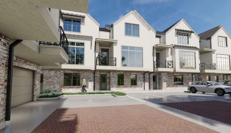 Dallas real estate firm plans Park Cities residential projects