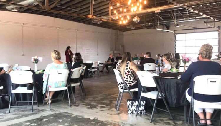 Women learn how to weather COVID storm in business |