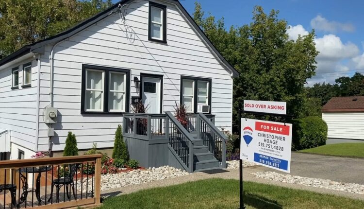 Housing prices in this Ontario city are absolutely booming