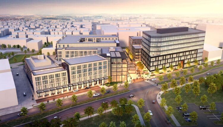 Crescent Real Estate kicks off $250 million Fort Worth development